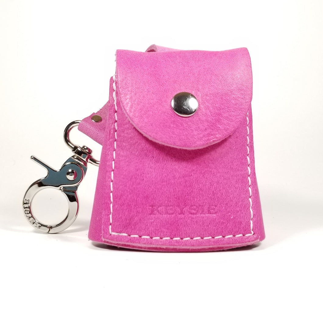 Keysie Breeze Pink never lose your keys key finder key wallet new women women's accessory hanging key wallet
