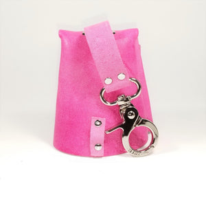 Keysie Breeze Pink back never lose your keys key finder key wallet new women women's accessory hanging key wallet