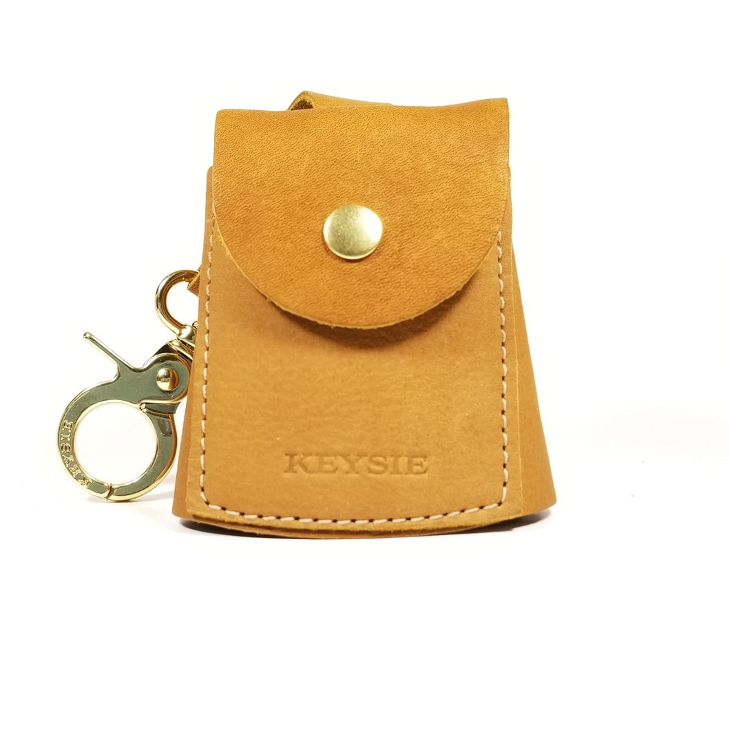 Keysie Breeze Chestnut never lose your keys key finder key wallet new women women's accessory hanging key wallet