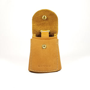 Keysie Breeze Chestnut Open never lose your keys key finder key wallet new women women's accessory hanging key wallet