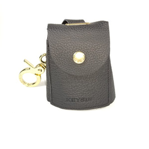 Keysie Breeze Pebbled Black