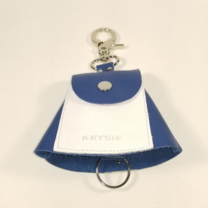 Keysie Breeze Blue and White