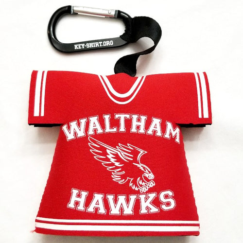 Waltham Hawks Key-Shirt Mask Holder