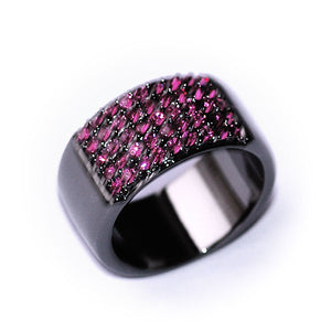 Bague Trendy rose