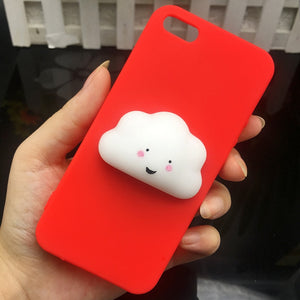 Coque de protection Iphone Chat silicone