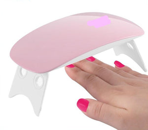 Lampe led portable pour vernis à ongles - nooteo