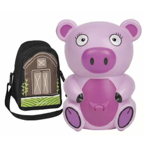 Betty The Pig - Compressor Nebulizer Kit