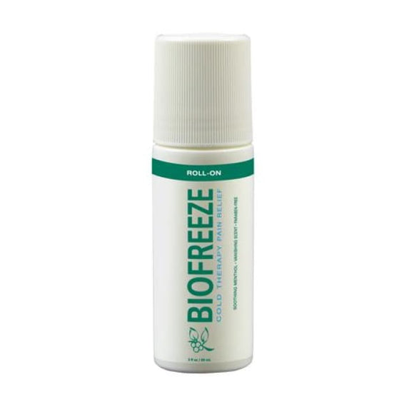 Biofreeze - 3 Oz Roll-On Professional Version - Analgesic Lotions/sprays