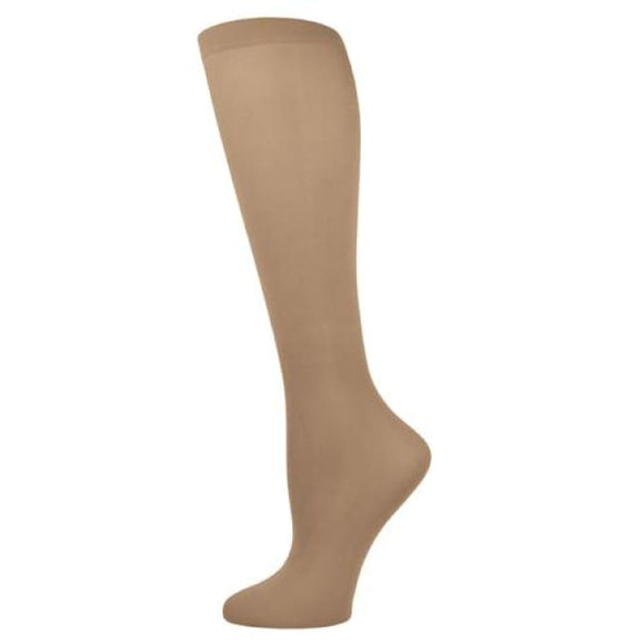 Blue Jay Fashion Socks (Pr) Naturally Nude 8-15Mmhg - Ladies Socks