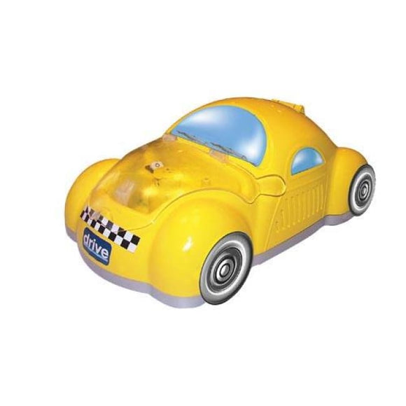 Checker Car Nebulizer - Yellow - Nebulizers & Accessories