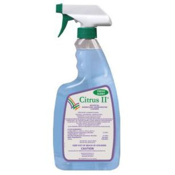 Citrus Ii Germicidal Cleaner & Deodorizer 22 Oz. Lavender - Disinfectants - Hard Surface