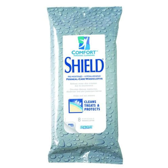 Comfort Shield W/dimethicone Pk/8 - Incontinent Supplies