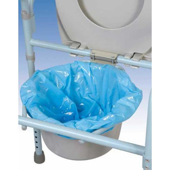 Commode Pail Liners Pack/7 Carex - Commode/shower Chair Accessori