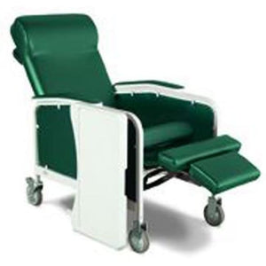 Convalescent Recliner 3-Position - Geriatric Chairs