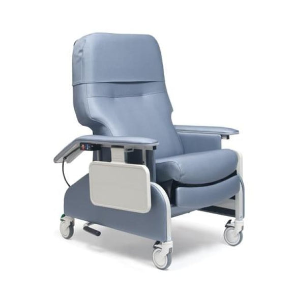 Deluxe Clinical Care Recliner Blue Ridge - Geriatric Chairs
