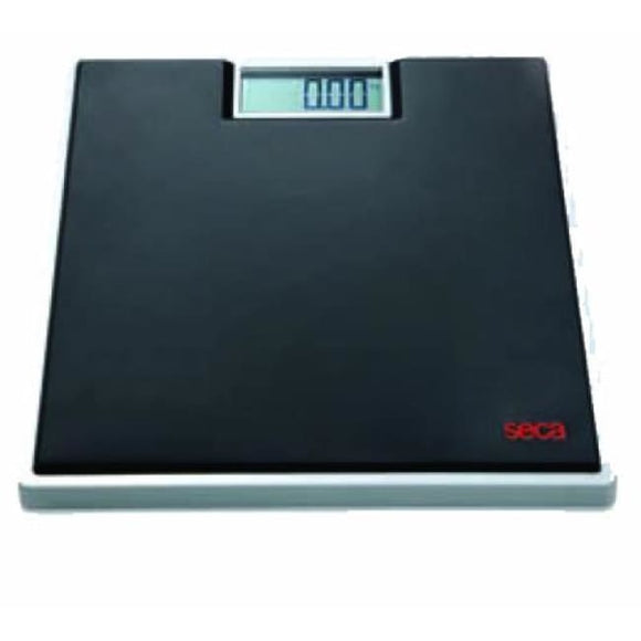 Digital Floor Scale W/black Matting - Digital Scales