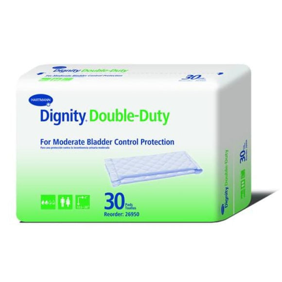Dignity Pads Ex-Duty Disp Bx/30 - Reusable Briefs And Panties