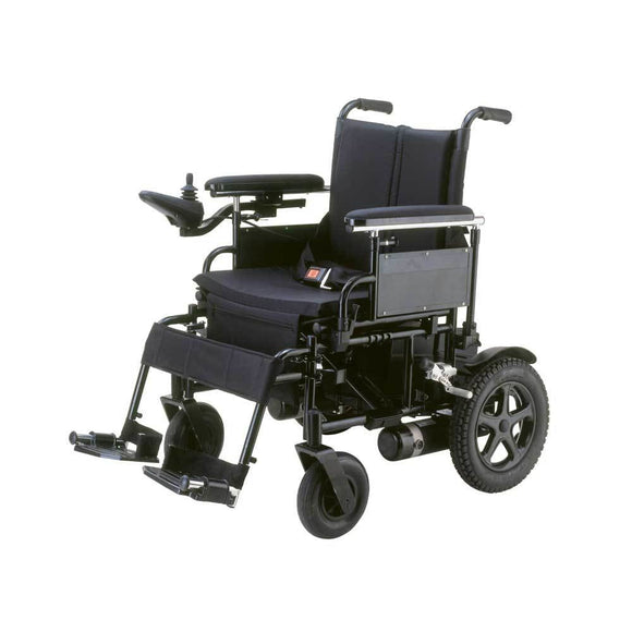 Drive Medical Cirrus Plus Folding Power Wheelchair-20 - Wheelchairs - Power