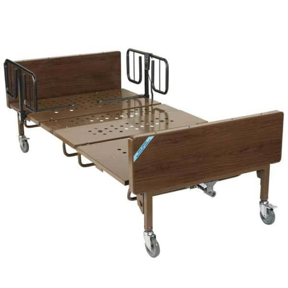 Drive Medical Full Electric Bariatric Hospital Bed Frame Only - Gym Equipment