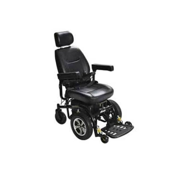 Drive Medical Trident Front Wheel Drive Power Chair-20 - Scooters