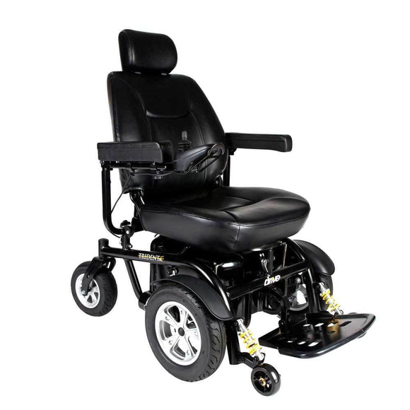 Drive Medical Trident Hd Heavy Duty Power Chair-22 - Scooters