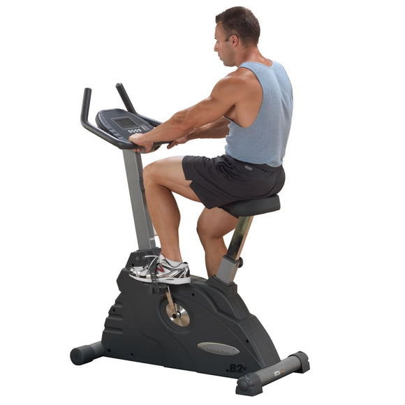 Endurance Manual Upright Bike W/floor Mat - Upright Bike
