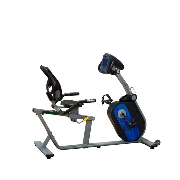 Endurance Recumbent Bike W/floor Mat - Recumbent Bike