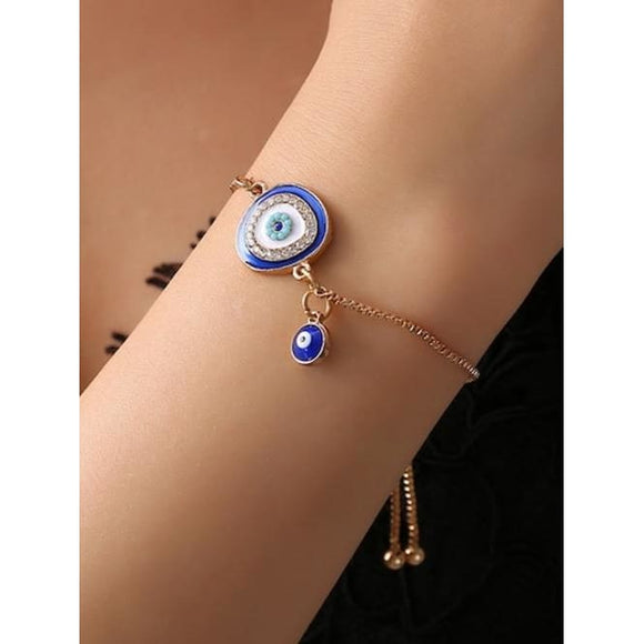 Eye Detail Bracelet - Jewelry