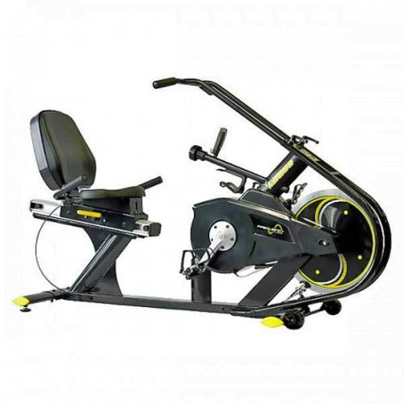 Frequency Fitness Magnetic Recumbent Indoor Cycle - Protherapy Supplies
