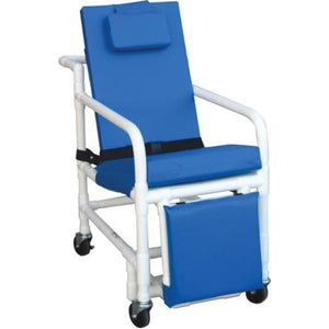 Geri-Chair Economical Mult Pvc Position Pvc Tubing Geri-C - Geriatric Chairs