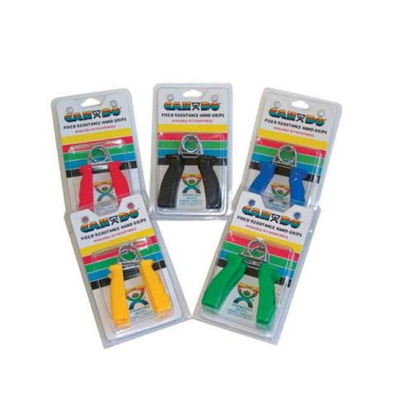 Hand Exercise Grips - Green Medium (Pair) - Hand/wrist Exercise Products