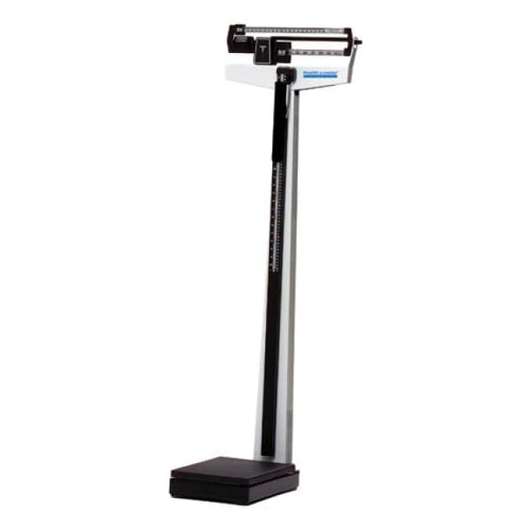 Health-O-Meter Dr.s Beam Scale Lbs. & Kg.(Mfgr # 402Kl) - Scales - Physician Beam