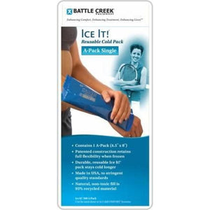 Ice It! A-Pack 4.5 X9 Refill For 10078E Neck/jaw/sinus - Cold Therapy Packs