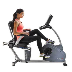 Lifespan R7000I Commercial Recumbent Bike - Gym Equipment