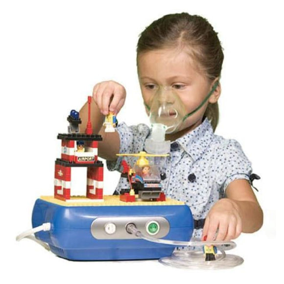 Pediatric Building Block Compressor Nebulizer - Nebulizers & Accessories