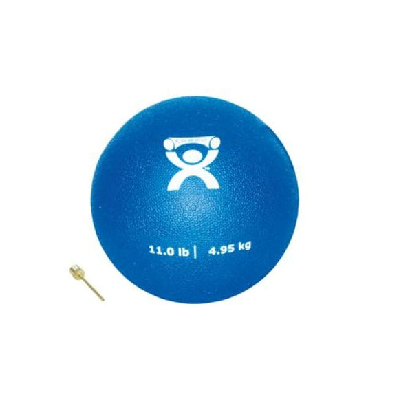 Plyometric Rebounder Ball 11 Lb. Blue 7 Diameter - Rebounder Exerciser/balls