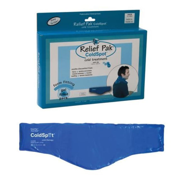 Reusable Heavy Duty Cold Pack Neck 6 X 23 Retail - Cold Therapy Packs