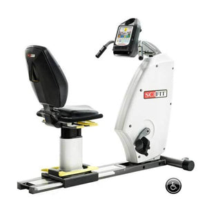 Scifit Recumbent Bike Sciso7010R-Bi-Directional Non-Adjustable - Gym Equipment