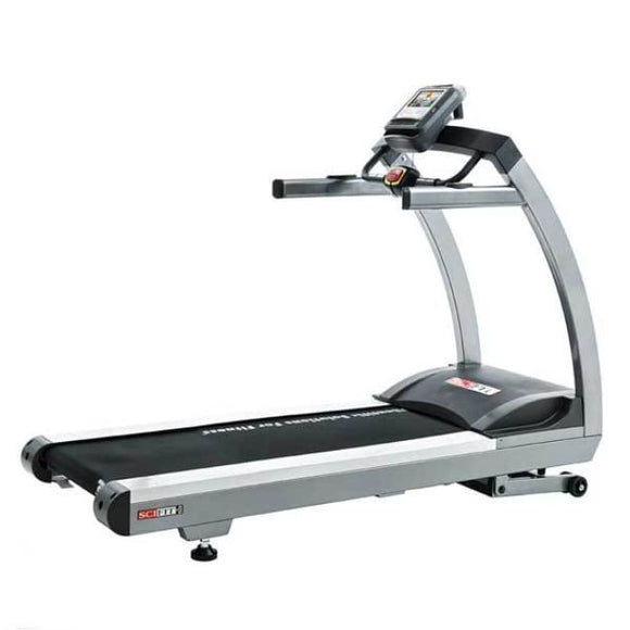 Scifit Treadmill W/handrail Switches-220V Standard - Gym Equipment