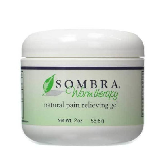 Sombra Warm Therapy - 4 Ounce Jar - Warm Therapy