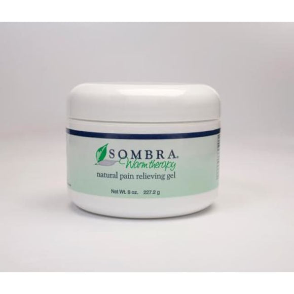 Sombra Warm Therapy (Original) 8 Oz. Jar - Analgesic Lotions/sprays