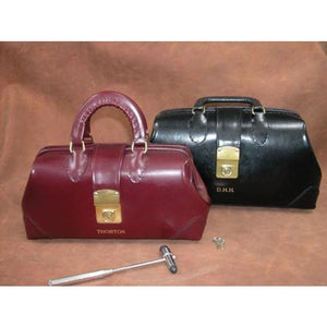 Specialist Physician Bag 16 Burgundy - Physician Bags