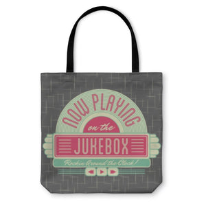 Tote Bag 1950S Jukebox - Tote Bag