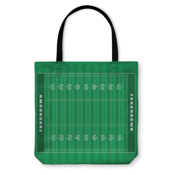 Tote Bag American Football Field - Tote Bag
