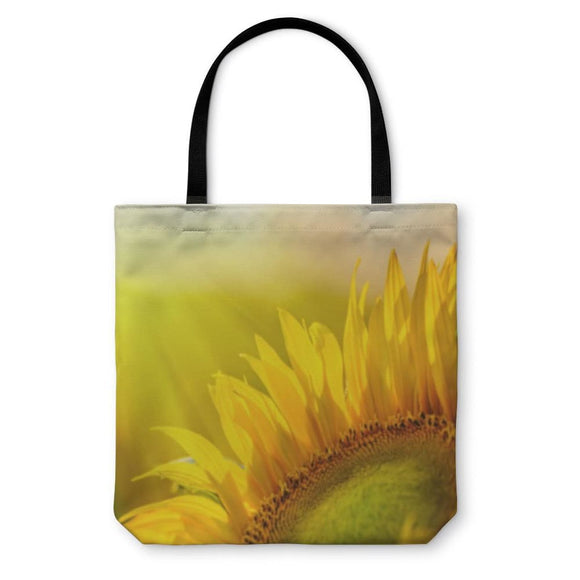 Tote Bag Golden Sunflower - Tote Bag
