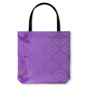 Tote Bag Lilac Plant Composition - Tote Bag