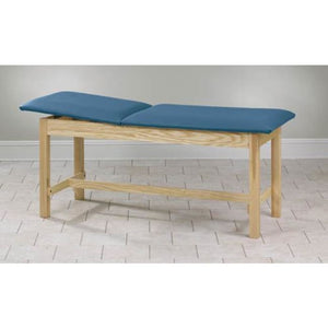 Treatment Table H-Brace Rising Top W/o Shelf 30X72X31 - Exam Tables - Treatment