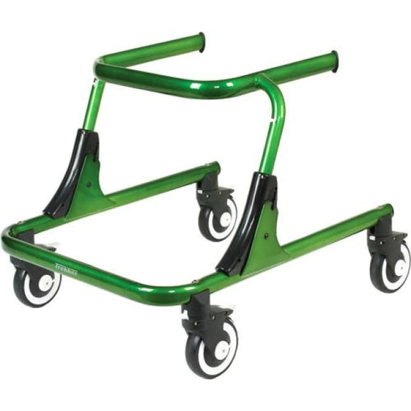 Trekker Gait Trainer - Junior Green - Walkers - Safety Rollers