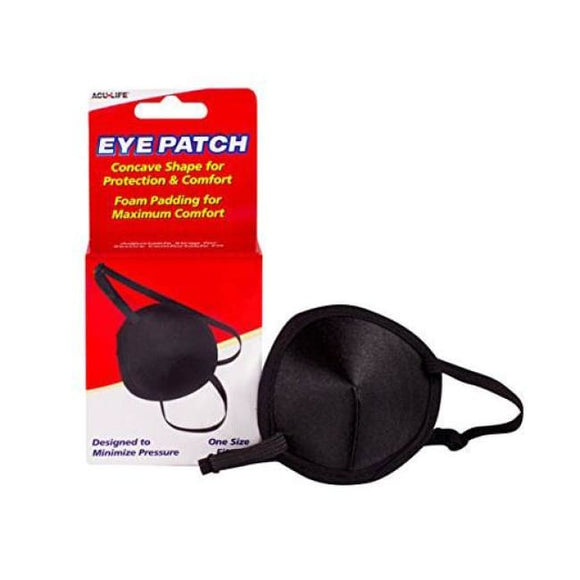 Vinyl Eye Patch - Black - Eye/ear Care Products