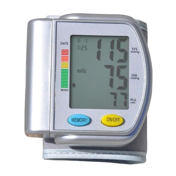 Wrist Blood Pressure Unit - Blue Jay Brand - Wrist Digital Blood Pressure